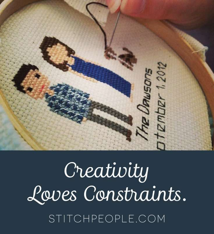 CreativityLovesConstraints