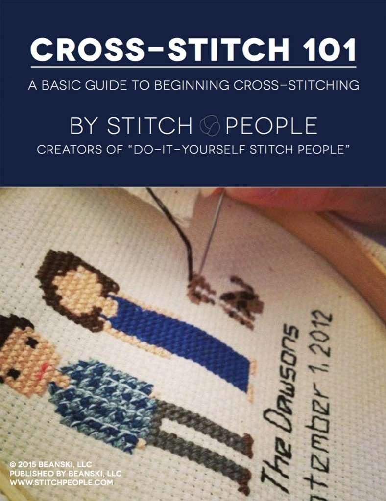 StitchPeopleCrossStitch101